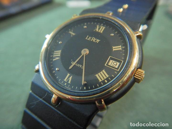 Relojes - Baume & Mercier: Reloj LeRoy Baume & Mercier - Foto 2 - 232287015