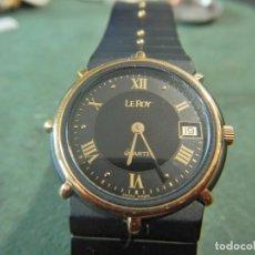 Relojes - Baume & Mercier: RELOJ LEROY BAUME & MERCIER. Lote 232287015