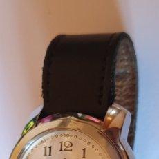 Relojes - Baume & Mercier: IMPECABLE RELOJ BAUME & MERCIER GENEVE SUTOMATICO FUNCIONA BIEN.MIDE 40 MM DIAMETRO. Lote 236726300