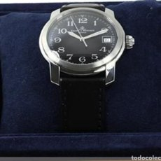 Relojes - Baume & Mercier: RELOJ BAUME&MERCIER MODELO CAPELAND HOMBRE,ACERO CUARZO. Lote 180006232