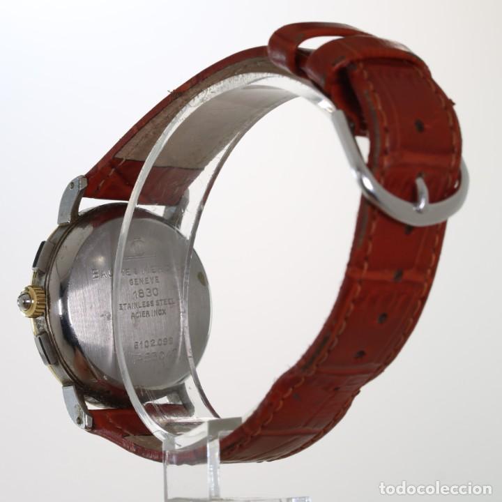 Relojes - Baume & Mercier: Baume Mercier Cronografo Fase Lunar 6102.099 - Foto 5 - 241896125