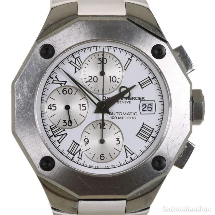 BAUME MERCIER RIVIERA CRONOGRAFO (Relojes - Relojes Actuales - Baume & Mercier)