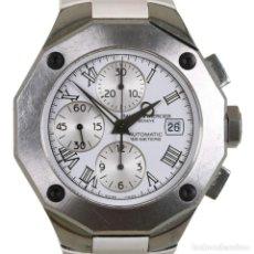 Relojes - Baume & Mercier: BAUME MERCIER RIVIERA CRONOGRAFO. Lote 241952175