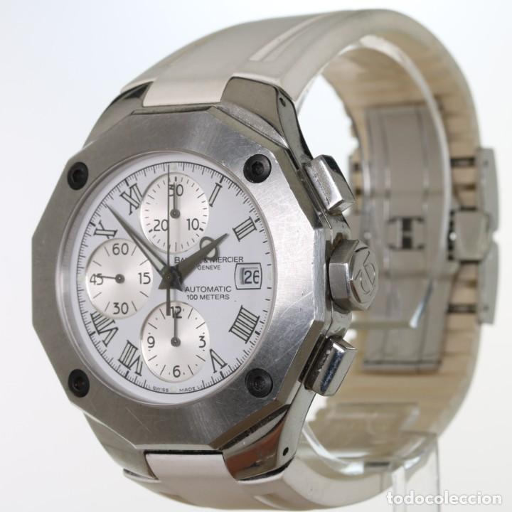 Relojes - Baume & Mercier: Baume Mercier Riviera Cronografo - Foto 2 - 241952175