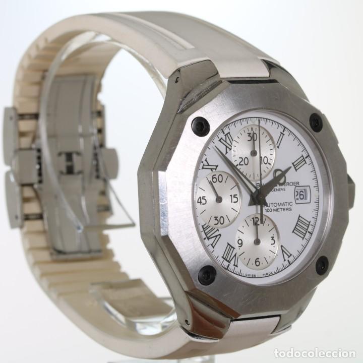 Relojes - Baume & Mercier: Baume Mercier Riviera Cronografo - Foto 3 - 241952175