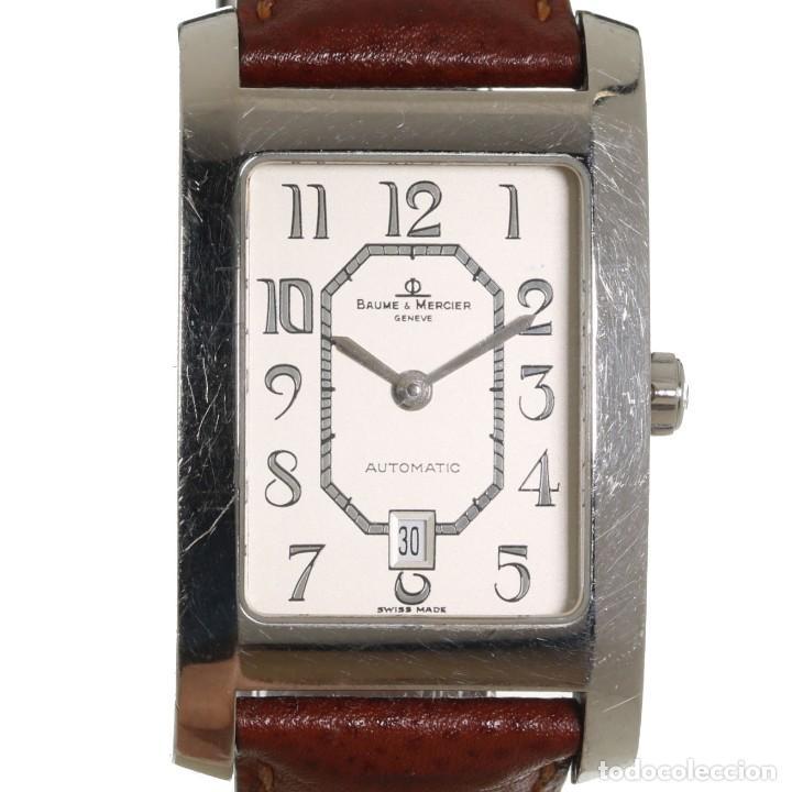 BAUME MERCIER HAMPTON (Relojes - Relojes Actuales - Baume & Mercier)