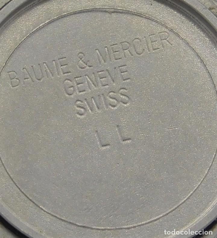 Relojes - Baume & Mercier: BAUME & MERCIER-PRECIOSO RELOJ DE PULSERA DE DAMA-FUNCIONANDO-GARANTIA - Foto 6 - 249227820
