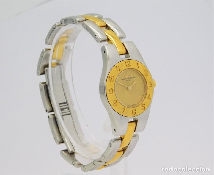 Relojes - Baume & Mercier: BAUME & MERCIER-PRECIOSO RELOJ DE PULSERA DE DAMA-FUNCIONANDO-GARANTIA - Foto 7 - 249227820