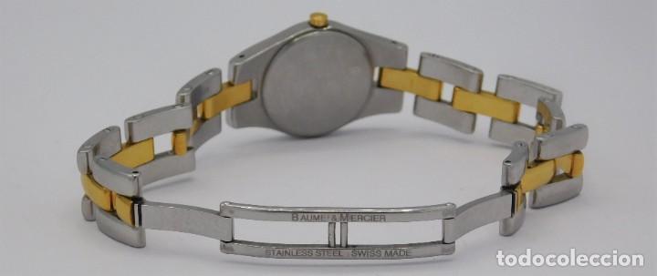 Relojes - Baume & Mercier: BAUME & MERCIER-PRECIOSO RELOJ DE PULSERA DE DAMA-FUNCIONANDO-GARANTIA - Foto 12 - 249227820