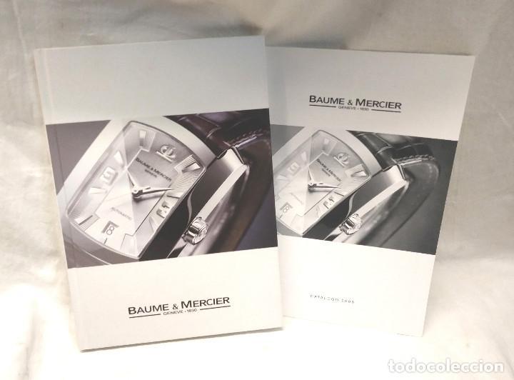 BAUME & MERCIER COLECCIÓN 2006 CON LISTA DE PRECIOS (Relojes - Relojes Actuales - Baume & Mercier)