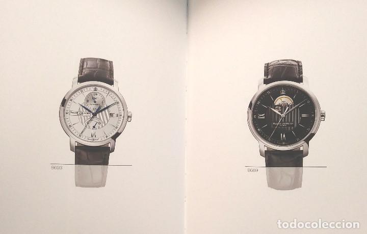Relojes - Baume & Mercier: Baume & Mercier Colección 2006 con Lista de Precios - Foto 2 - 249307060