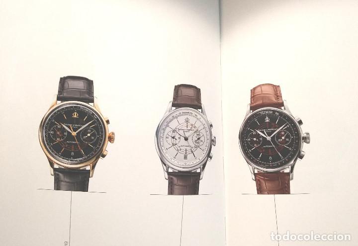 Relojes - Baume & Mercier: Baume & Mercier Colección 2005 con Lista de Precios - Foto 3 - 249307475