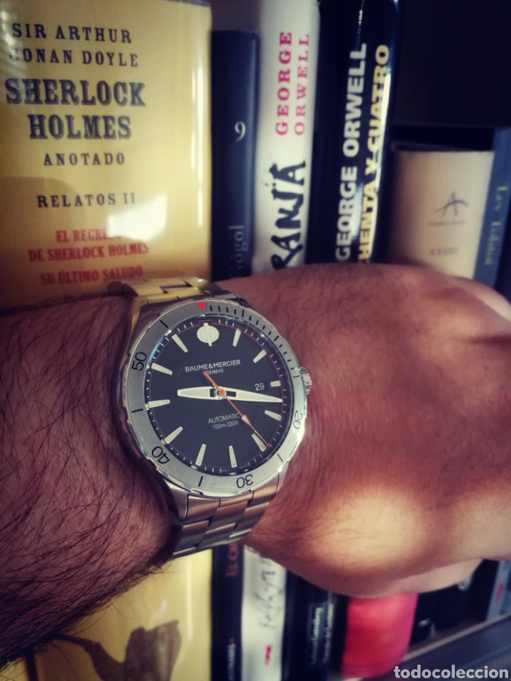 Relojes - Baume & Mercier: Reloj Baume Mercier Clifton Club - Foto 5 - 252371520