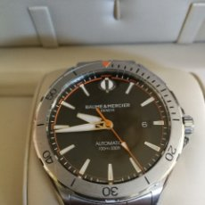 Relojes - Baume & Mercier: RELOJ BAUME MERCIER CLIFTON CLUB. Lote 252371520