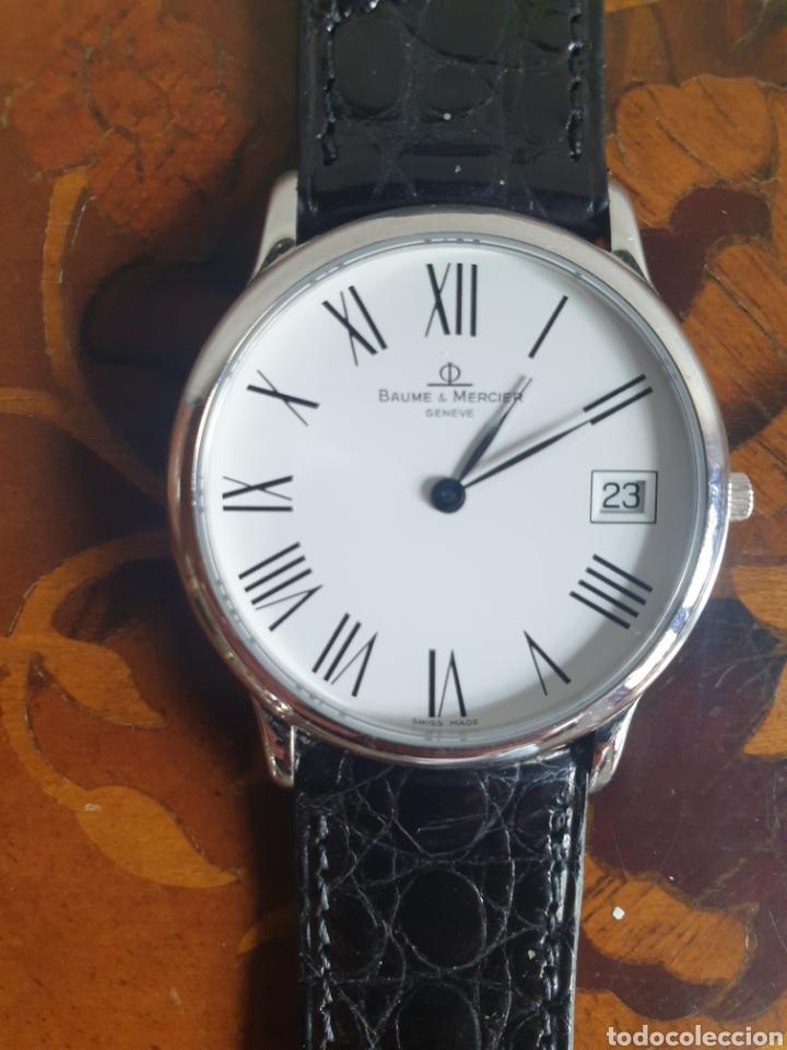 Relojes - Baume & Mercier: Reloj original Baume & Mercier - Foto 2 - 257637550