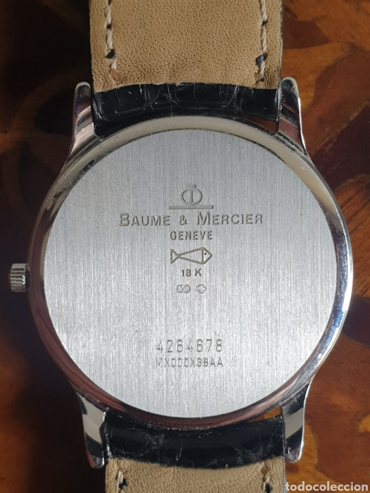 Relojes - Baume & Mercier: Reloj original Baume & Mercier - Foto 8 - 257637550