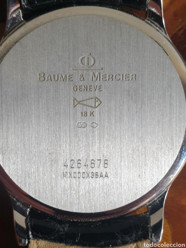 Relojes - Baume & Mercier: Reloj original Baume & Mercier - Foto 9 - 257637550