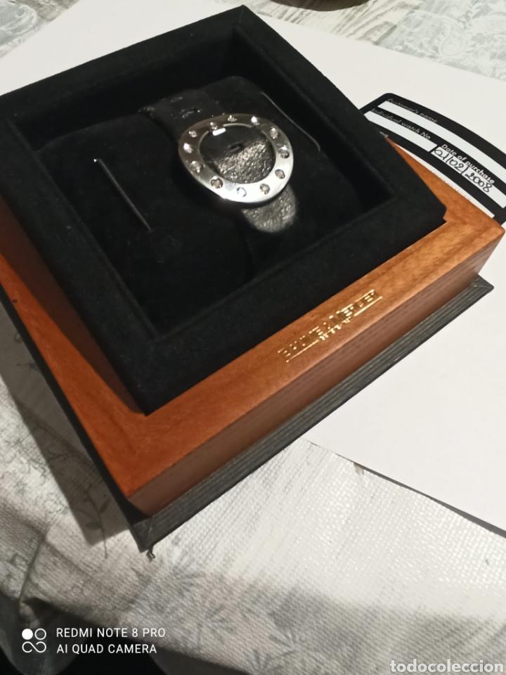 Relojes - Baume & Mercier: Reloj señora Baume &Mercier,viceversa XL ,con 12 diamantes en la hebia. - Foto 4 - 264980024