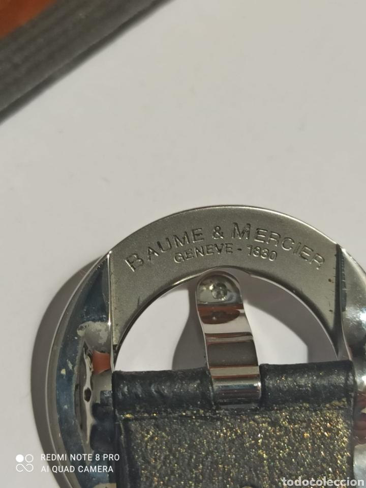 Relojes - Baume & Mercier: Reloj señora Baume &Mercier,viceversa XL ,con 12 diamantes en la hebia. - Foto 5 - 264980024