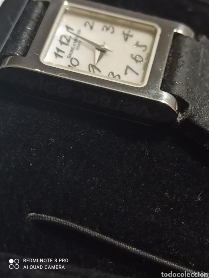 Relojes - Baume & Mercier: Reloj señora Baume &Mercier,viceversa XL ,con 12 diamantes en la hebia. - Foto 7 - 264980024