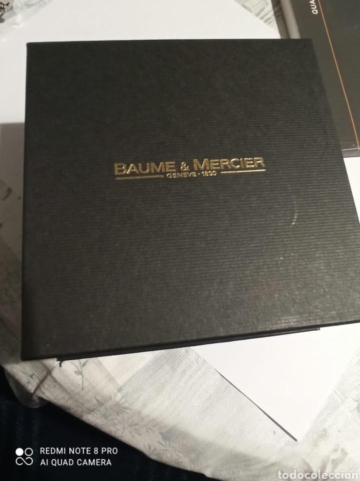 Relojes - Baume & Mercier: Reloj señora Baume &Mercier,viceversa XL ,con 12 diamantes en la hebia. - Foto 9 - 264980024
