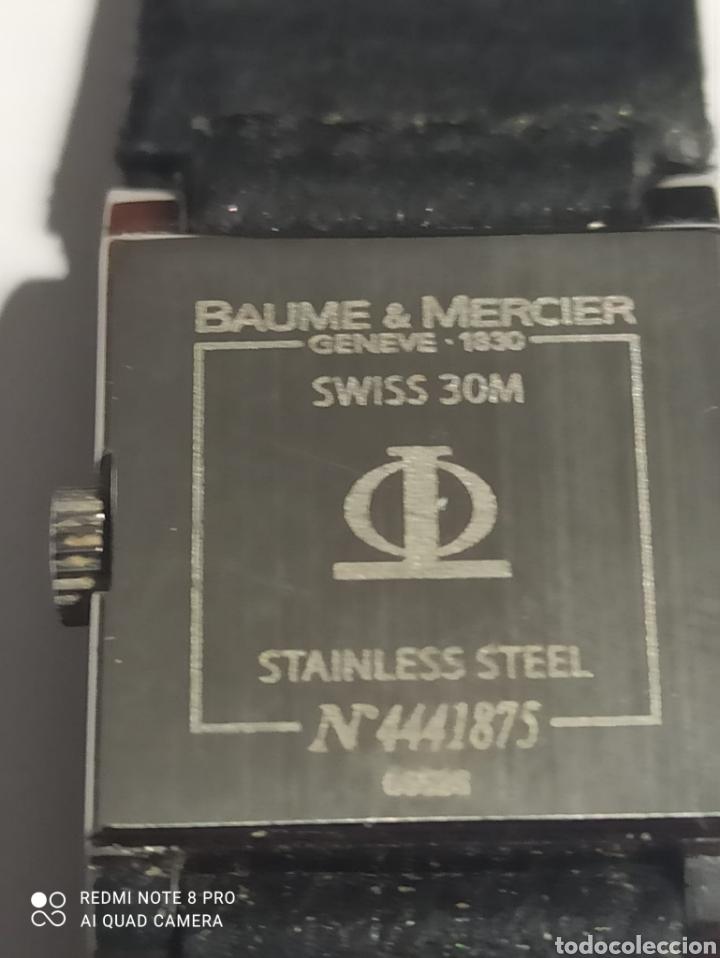 Relojes - Baume & Mercier: Reloj señora Baume &Mercier,viceversa XL ,con 12 diamantes en la hebia. - Foto 11 - 264980024