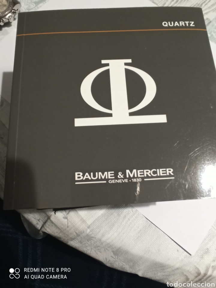 Relojes - Baume & Mercier: Reloj señora Baume &Mercier,viceversa XL ,con 12 diamantes en la hebia. - Foto 13 - 264980024