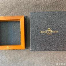 Relojes - Baume & Mercier: CAJA VACIA DE RELOJ BAUME & MERCIER .. Lote 278692303