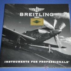 Relojes- Breitling: BREITLING - RELOJES RELOJ CATALOGO PROFESIONAL PUBLICIDAD CHRONOLOG 05 - AÑO 2005. Lote 39102830