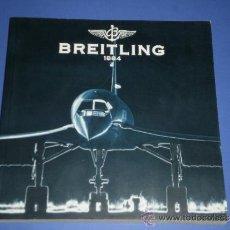 Relojes- Breitling: BREITLING - RELOJES RELOJ CATALOGO PROFESIONAL PUBLICIDAD CHRONOLOG 04 - AÑO 2004. Lote 39103096