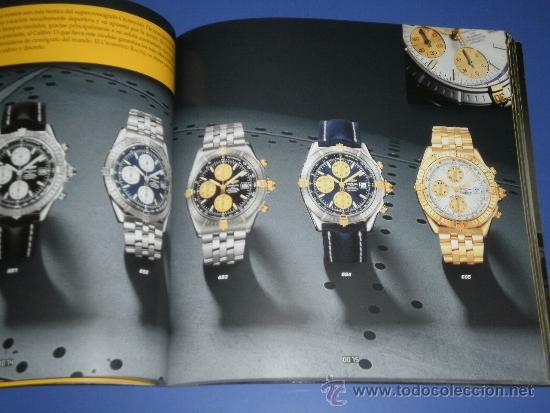 Relojes- Breitling: BREITLING - RELOJES RELOJ CATALOGO PROFESIONAL PUBLICIDAD CHRONOLOG 04 - AÑO 2004 - Foto 3 - 39103096