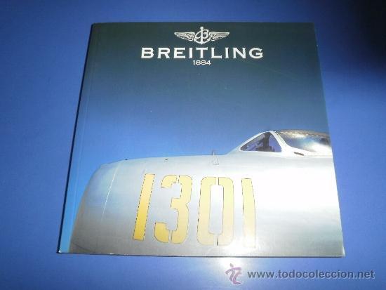 BREITLING - RELOJES RELOJ CATALOGO PROFESIONAL PUBLICIDAD CHRONOLOG 03 - AÑO 2003 (Relojes - Relojes Actuales - Breitling)