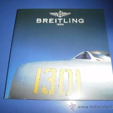 Relojes- Breitling: BREITLING - RELOJES RELOJ CATALOGO PROFESIONAL PUBLICIDAD CHRONOLOG 03 - AÑO 2003. Lote 39103161