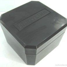 Montres- Breitling: CAJA ESTUCHE - RELOJ BREITLING - PLASTICO RIGIDO - RELOJES . Lote 55690981