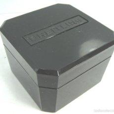 Montres- Breitling: CAJA ESTUCHE - RELOJ BREITLING - PLASTICO RIGIDO - RELOJES . Lote 55730992