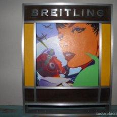 Montres- Breitling: EXPOSITOR ORIGINAL BREITLING. Lote 57999442