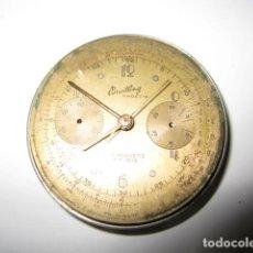 Montres- Breitling: RELOJ ESTROPEADO BREITLING CADETTE DIAMETRO APROX 28 MM. Lote 83903584