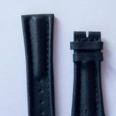 Montres- Breitling: BREITLING PULSERA CUERO ORIGINAL 22MM. Lote 85023480