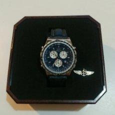 Relojes- Breitling: RELOJ BREITLING VINTAGE 1998.REVISADO Y CON PILA NUEVA.. Lote 88739776
