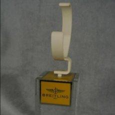 Montres- Breitling: EXPOSITOR BREITLING. PIEZA DE CRISTAL. Lote 93610365