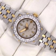 Relojes- Breitling: VINTAGE BREITLING ERIC TABARLY QUARTZ - 29MM - REF. 80790 - RELOJ PARA MUJER. Lote 94868739