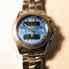 Relojes- Breitling: BREITLING AEROSPACE B1 CUARZO CRONÓGRAFO. Lote 100573811