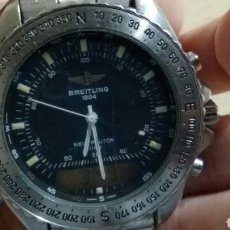 Relojes- Breitling: BREITLING NEW PLUTON 3100. Lote 101236386