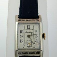 Relojes- Breitling: BREITLING C.1935-38 ÉPOCA ART DÈCO.. Lote 107944919