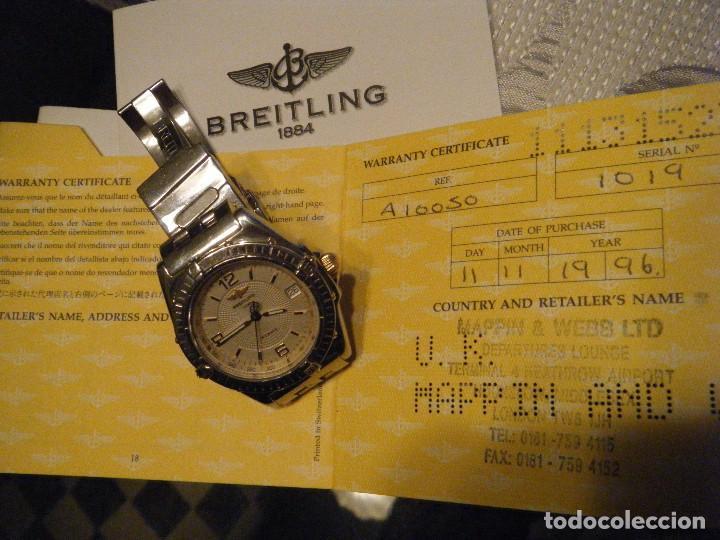 Relojes- Breitling: BREITLING WINGS - Foto 5 - 110245607