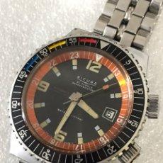Relojes- Breitling: RELOJ SICURA AUTOMÁTICO CALENDAR SWISS MADE. Lote 111805695