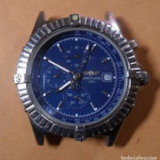 Relojes- Breitling: RELOJ CRONÓGRAFO SUIZO BREITLING 1884 . Lote 116924999