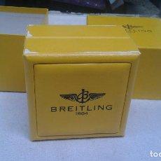 Montres- Breitling: CAJA PARA RELOJ BREITLING COLOR AMARILLO. Lote 120079367