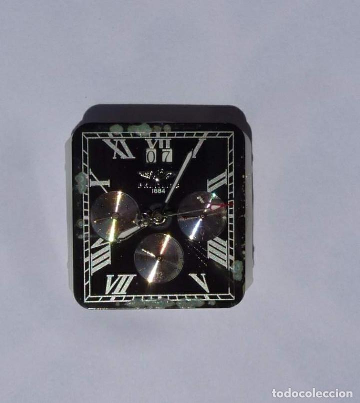 Relojes- Breitling: BREITLING El mecanismo del reloj de pulsera - Foto 5 - 122138971