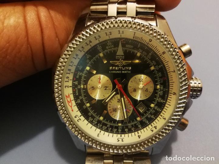 389de8c4bcbd Reloj breitling 1884 de acero automatico funcio - Vendido en Venta ...